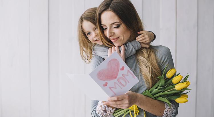 Semijoias para presente de dia das mães