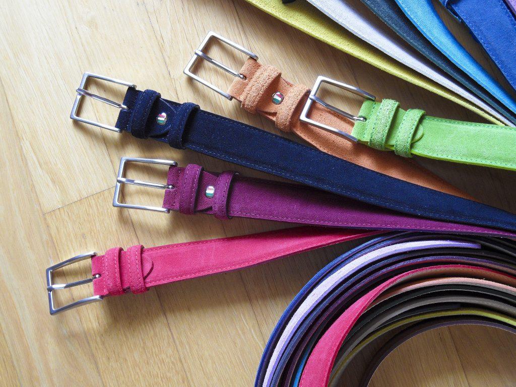 acessórios femininos - cintos coloridos