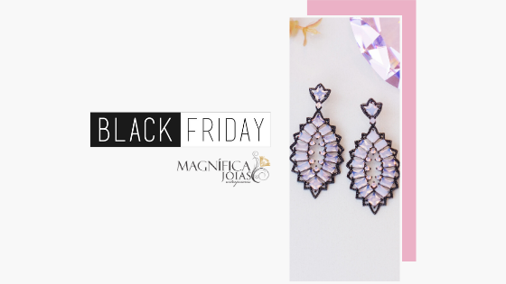 Banner black friday Magnífica Joias